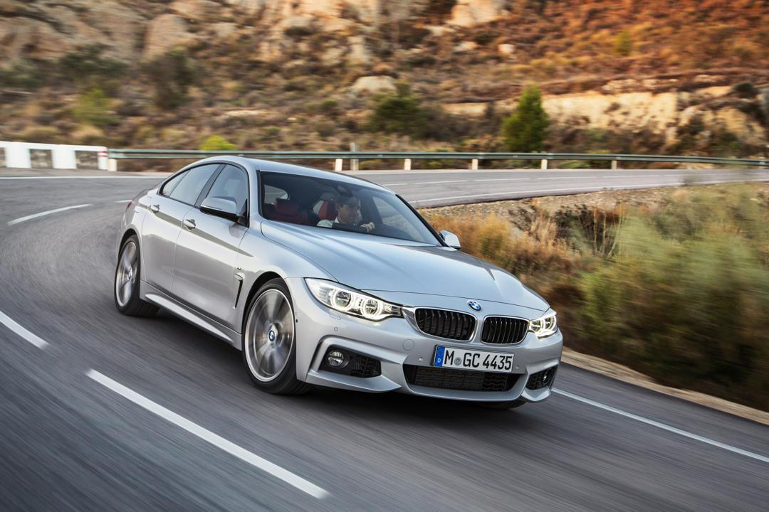 компания BMW, машина, BMW 4-Series Gran Coupe, двигатели