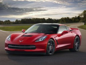 Chevrolet Corvette Stingray, модель Chevrolet Corvette Stingray, машина Chevrolet Corvette Stingray