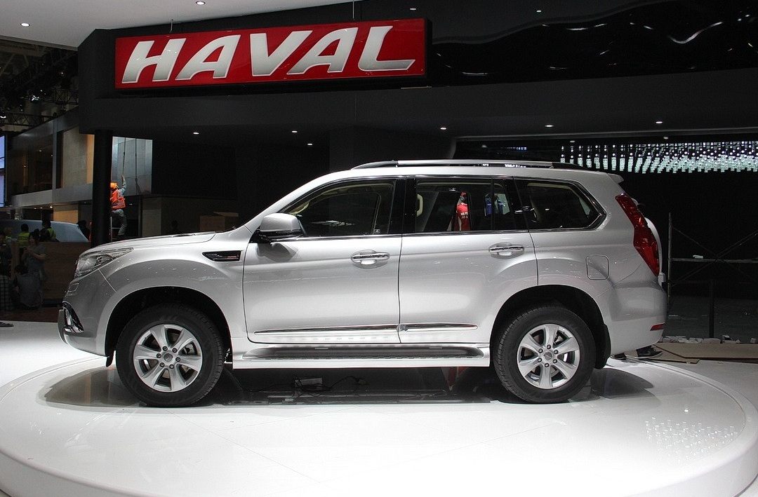 Great Wall H9, Toyota Land Cruiser