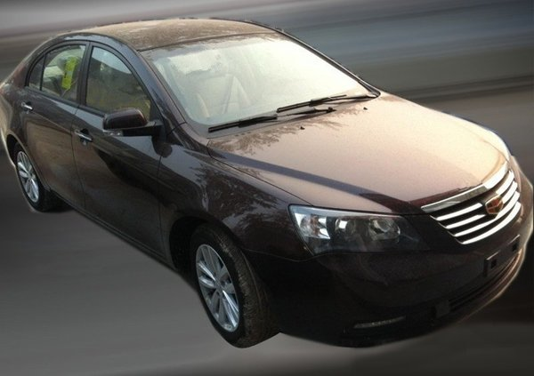 Geely, Автомобили Geely