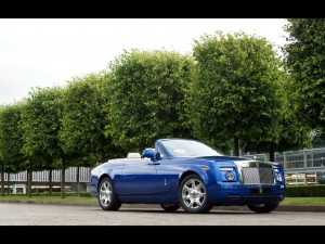 Компания Rolls-Royce, Phantom Drophead Coupe