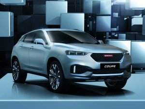 Модель Haval Coupe, Great Wall