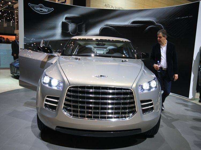 Компания Aston Martin, Lagonda