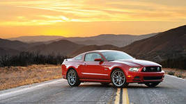 Ford Mustang, новый Ford Mustang