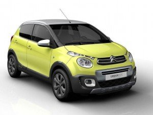 Citroen, C1 Urban Ride